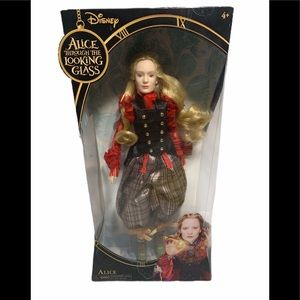 Alice Through the Looking Glass Doll